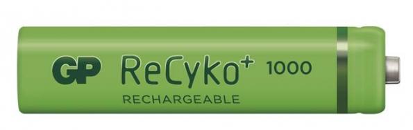 Nabíjecí baterie GP ReCyko (Zdroj: EMOS)