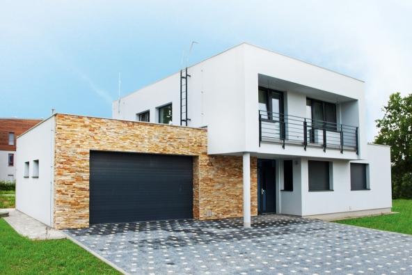 Rodinný dům ze stavebního systému SENDWIX (Zdroj: KM Beta)