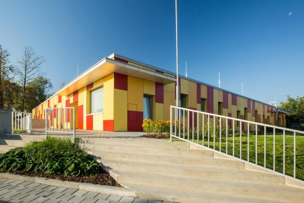 Školka v Nové Bělé (Zdroj: KM Beta)