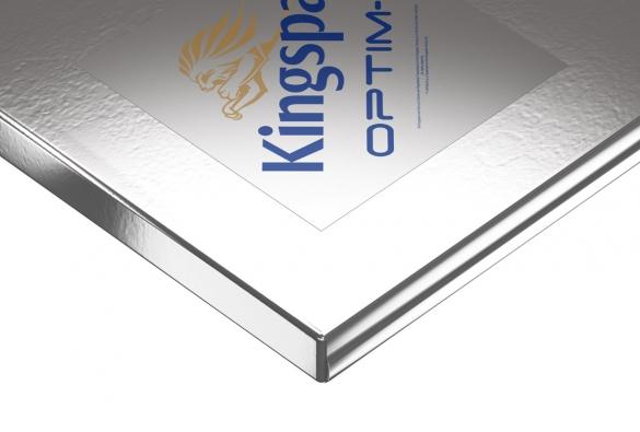 Kingspan Optim-R je panel s vakuovou izolací, který poskytuje třikrát lepší izolační vlastnosti ve srovnání se stávajícími vysoce kvalitními tepelněizolačními materiály a až pětkrát lepší vlastnosti než běžně dostupné tepelněizolační materiály.