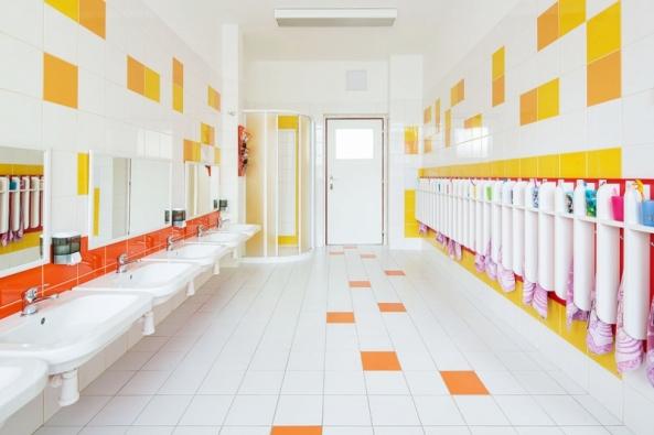 Mateřská škola v Kardašově Řečici po rekonstrukci (Zdroj: RAKO, RAVAK)