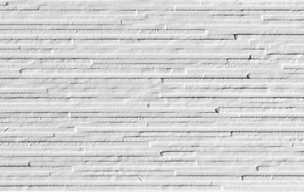 Keramický matný obklad sreliéfem ze série Jersey Nieve, 31,6×59,2cm, www.designbath.cz