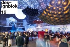 Designblok v neděli 30. října 2016 ocenil nejlepší projekty a tvůrce osmnáctého ročníku. Ceny Designbloku byly rozdány v jedenácti kategoriích. Absolutním vítězem se stal Maxim Velčovský. Během slavnostního předávání byl tradičně podpořen také charitativní projekt.