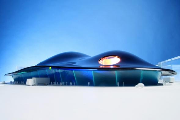 Galerie Tančící dům ve spolupráci s Pražskou správou nemovitostí otevřela 8.11.2016 novou výstavu s názvem JKOK Nekonečno Jana Kaplického, která se koná k příležitosti 80. výročí narození významného českého architekta a vizionáře Jana Kaplického.