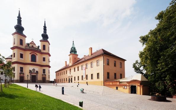 Česká cena za architekturu 2016: Revitalizace zámeckého návrší v Litomyšli (AP atelier, 2014)
