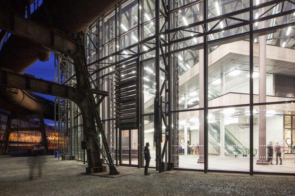 Česká cena za architekturu 2016: Rozsáhlé úpravy industriální oblasti Dolních Vítkovic (AP Atelier)