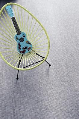 Zkolekce Home Comfort je PVC podlahová krytina stextilní podložkou, která dokáže vyrovnat nerovnosti podkladu, dekor Tweed brown, Gerflor, www.gerflor-pvc.cz