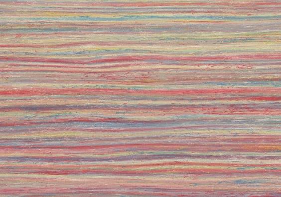 Marmoleum Striato nabízí retro azároveň moderní lineární design, kolekce dostupná v18originálních barvách, Forbo, www.forbo-flooring.cz