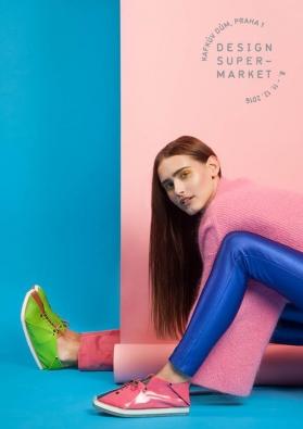 designSUPERMARKET 2016 - Kafkův dům, 8.-11.12.2016 (Fernando Echeverria Shoes)