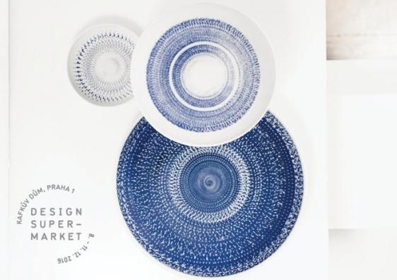 designSUPERMARKET 2016 - Kafkův dům, 8.-11.12.2016 (Martina Žílová)