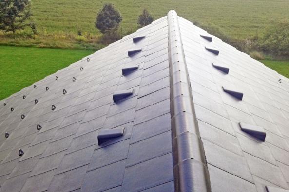 Skládaná střecha (Zdroj: KM Beta)