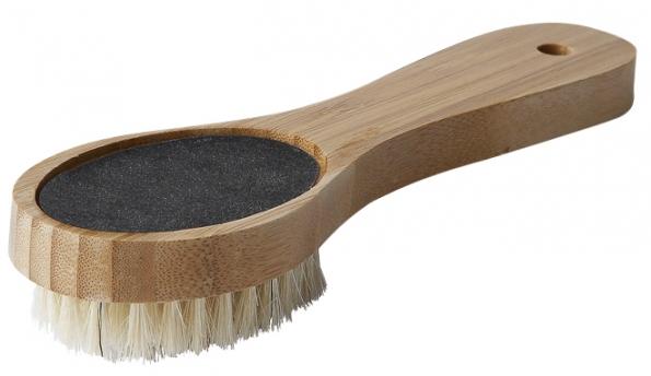 Bambusový kartáč, 18×7cm, vyrábí Galzon, www.bytove-dekorace.cz