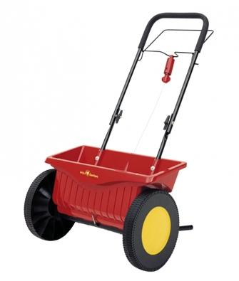 6. Sypací vozík, výrobce: WolfGarten, www.mountfield.cz