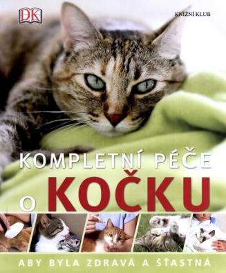 Kniha Kompletní péče okočku vám zodpoví všechny otázky, které vás vsouvislosti spořízením kočky dodomácnosti mohou napadnout. Mimo jiné se vní dočtete, jak si poradit sproblémovým chováním nebo základy první pomoci, www.neoluxor.cz