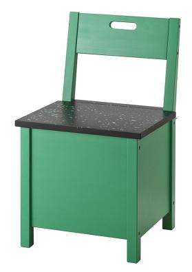 Židle Sällskap súložným prostorem, 75 x 44 x 47cm, Ikea, www.ikea.cz