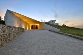 Archeopark Pavlov / Architektonická kancelář Radko Květ (nominovali ČKA, Jana Tichá a Osamu Okamura). Foto: G. Dvořák
