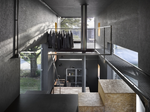 Zen-Houses / Petr Stolín Architekt (nominovala Jana Tichá). Foto: Filip Šlapal
