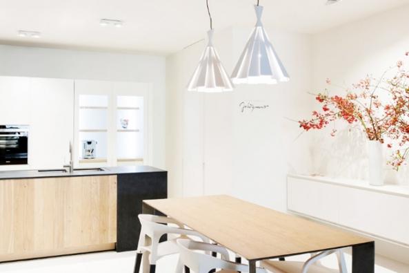 Když nemáme doma dostatek světla, všechno nám trvá déle. Úklid, pečení, vaření, zkrátka cokoli. (Světlo Metronome, zdroj: Light Works)