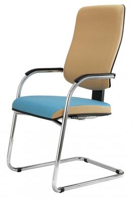 Židle Vision napohupovací podnoži, www.mbyt.cz