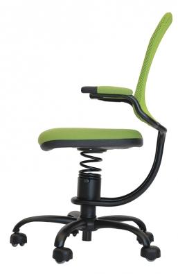 Zdravotní židle Spinalis Ergonomic, pro muže iženy do 185 cm, www.zdravotni-zidle.cz