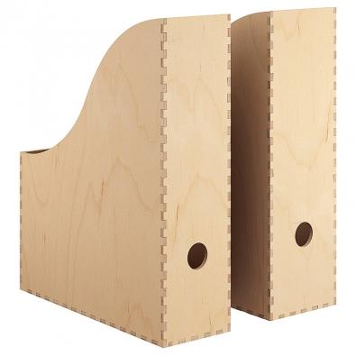 Pořadače Ikea Knuff, www.ikea.cz
