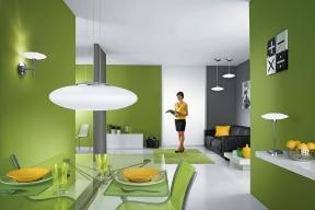 Nejen v interiéru je důležité i osvětlení, které významně mění teplý či studený nádech barev.