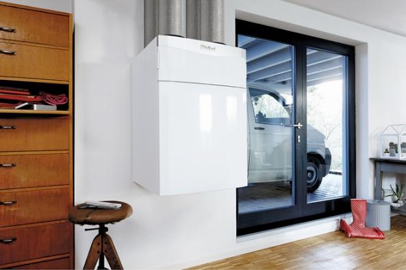 Rekuperační/ventilační  jednotka recoVAIR VAR 260/4 svýměníkem svysokou úrovní tepelné účinnosti (VAILLAND)