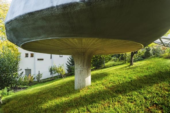 Dům v sadu v Praze-Kyjích, Autoř: Šépka Architekti (Foto: Archiv autorů)