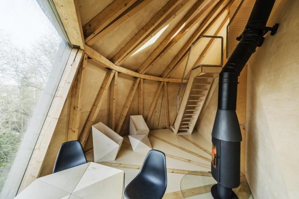 Dům v sadu v Praze-Kyjích, Autoř: Šépka Architekti (Foto: Tomáš Malý)