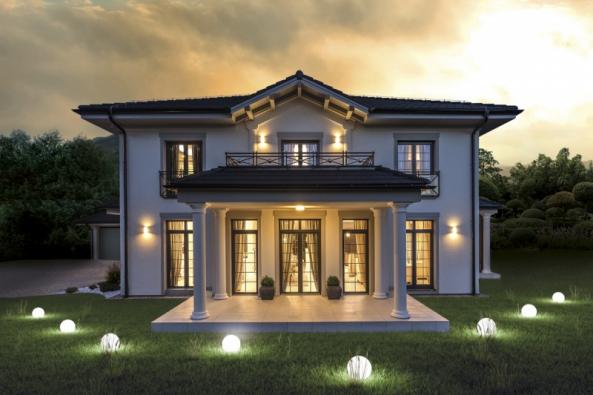 Nejvyšší počet čtenářských hlasů a titul Dům roku 2017 získal dům Rezidence Prestige od společnosti CANABA, a. s., soutěžní kód T15.