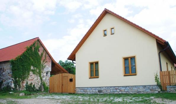 V montované dřevostavbě se může bydlet příjemně i po deseti letech. (ATRIUM)