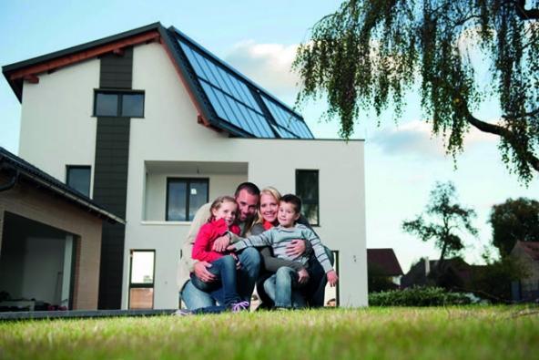 e4 - cihlový dům budoucnosti: Soutěžte a postavte se společností Wienerberger dům budoucnosti
