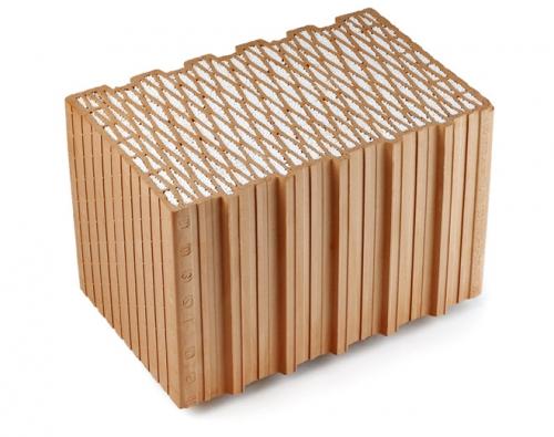 Zateplení může být vnější, vnitřní, ale iuprostřed zdi – dnes již existují cihly s vnitřní izolací, které není nutno dodatečně zateplovat - cihelné bloky sintegrovanou polystyrenovou izolací (HELUZ)
