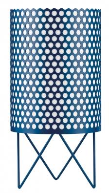 Pedrera, lakovaná  ocel, Ø 18 cm, výška 35 cm, vyrábí Gubi, www.designville.cz