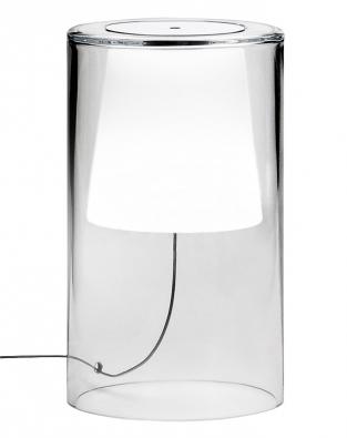 Join, sklo, Ø 14 cm, výška 21 cm, vyrábí Vibia, www.hagos.cz