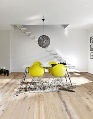 Olejovaná dřevěná podlaha KÄHRS, kolekce Artisan, dekor Dub Oyster, KPP.cz