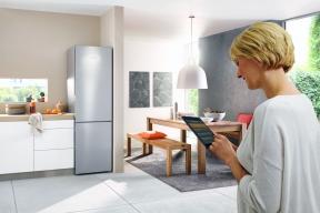 Moderní elektrospotřebiče odvádějí dokonalou práci samy téměř bez vašeho přičinění, ato sminimální spotřebou energie ivody. Zvládnou to dokonce, ikdyž nejste doma. Jsou totiž velmi inteligentní.