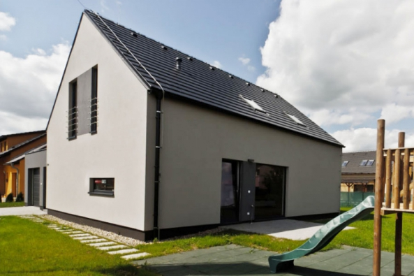 Vzorový dům v Šestajovicích (Zdroj: VEXTA)
