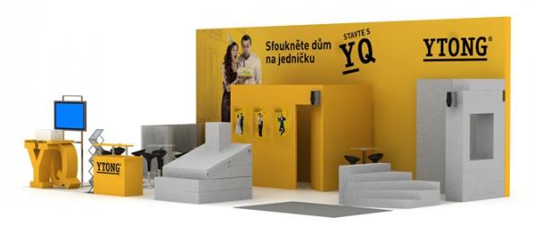 Na brněnském výstavišti se 26. – 29.4. chystají Stavební veletrhy Brno, které pokrývají téměř všechny oblasti stavebnictví. Objeví se zde vystavovatelé z oboru realizací, materiálu i technologií a akci doprovází Inženýrský den ČKAIT a ČSSI. Stavební systém Ytong zde představí své novinky včetně praktických ukázek jejich použití.
