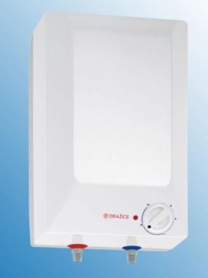 Elektrický závěsný beztlakový ohřívač vody BTO 5_10 UP (Zdroj: DZ Dražice)