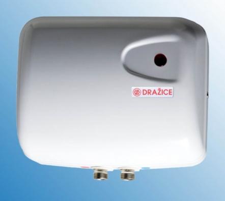 Elektrický závěsný průtokový ohřívač vody PTO 0733 (Zdroj: DZ Dražice)