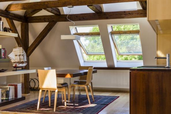 Jak si doma zajistit komfortní bydlení, zjistíte na Velux.cz/trojsklo