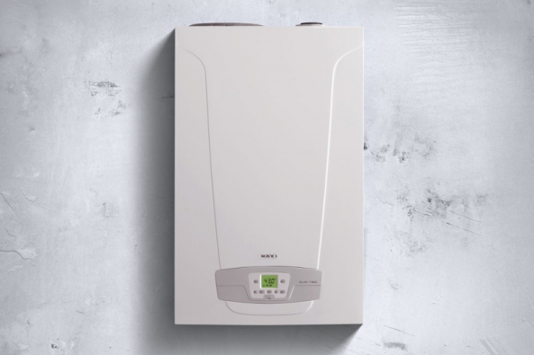 Dvě výkonové verze (24 a 33 kW) kondenzačních plynových kotlů modelové řady Nuvola Platinum+ nabízí výrobce BAXI zájemcům pro vytápění rodinných domů i velkých bytů.