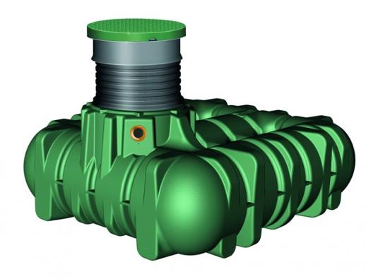 Před nákupem nádrže je potřeba si uvědomit, na co chceme dešťovou vodu využívat a odhadnout přibližnou roční potřebu. (Nicoll.cz)