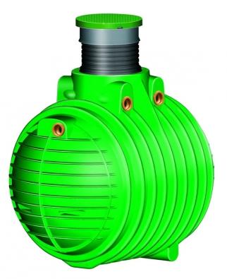 V případě monolitických samonosných nádrží je instalace opravdu poměrně jednoduchá. Pro nádrže méně únosné, např. sklolaminátové, svařované nebo vyrobené z polypropylenových desek k obetonování, je instalace složitější. (Nicoll.cz)