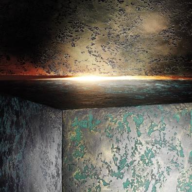 Stěrky Oikos umožňují výběr velké škály barev astruktur – odhladkého homogenního povrchu přes napodobeniny textilu, kamene, rezavého kovu až po originální plastické struktury skontrastními barvami (1)