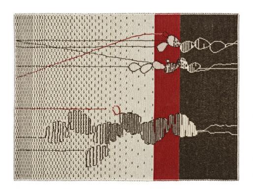 Designérka Mariantonia Urru ze Sardinie kombinuje čistě přírodní materiály s moderním designem a různými, tisíce let starými místními technikami tkaní. Na ukázku jsme vybrali koberec Cactus, více na mariantoniaurru.com (2)