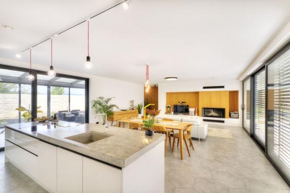 Dům zYtongu odČomor architekt s.r.o. získal naSlovensku cenu Dom roka časopisu Moj dom.