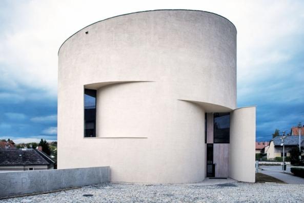 Česká cena za architekturu 2017 - nominace projektů: Kostel sv. Václava, Ateliér Štěpán s.r.o.