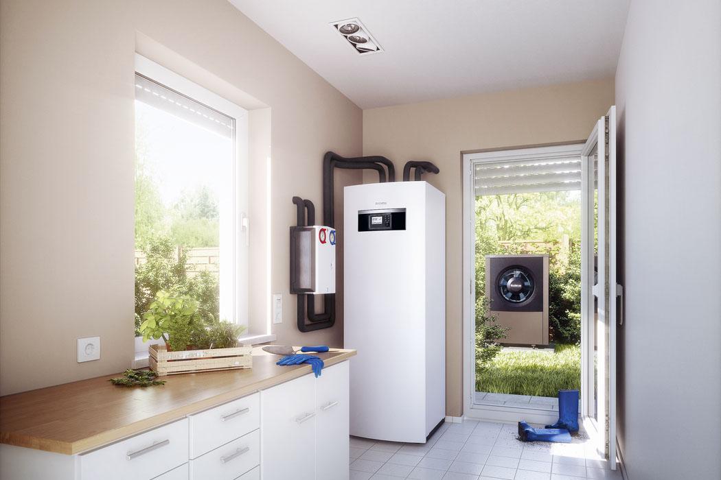 Údržba domu: Tepelná čerpadla